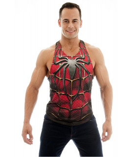 Men's Bodybuilding Tank - Spider Man