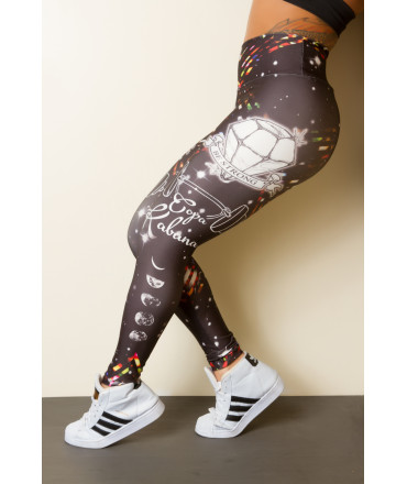 Legging Fitness Brésilien - Be Strong