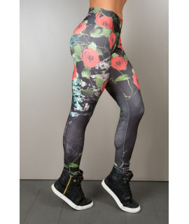Legging Fitness Brésilien - Sublimation