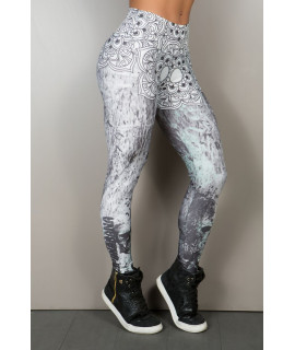 Brazilian Legging sublimation printed - Cabalistic