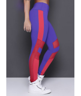 Legging fitness Resistance - Polyamide and Dry Fit