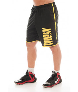 Sport Short for Men Black - Animal