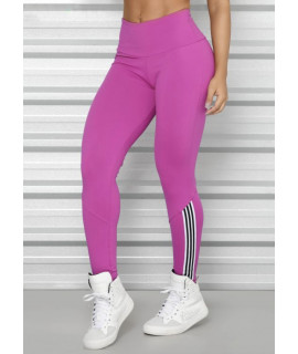 Legging Sport Polyamide Rose - Motivate