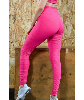 Legging  embossed fabric